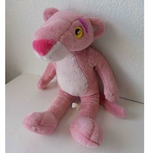 Vintage Pink Panther Plush TV Cartoon 20""
